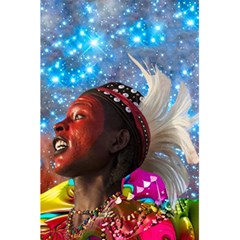 African Star Dreamer 5 5  X 8 5  Notebooks by icarusismartdesigns