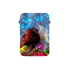 African Star Dreamer Apple Ipad Mini Protective Soft Cases by icarusismartdesigns