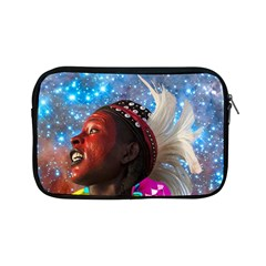 African Star Dreamer Apple Ipad Mini Zipper Cases by icarusismartdesigns