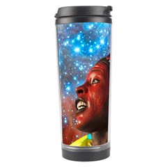 African Star Dreamer Travel Tumbler by icarusismartdesigns