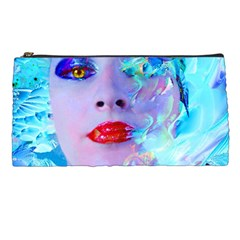 Swimming Into The Blue Pencil Cases by icarusismartdesigns