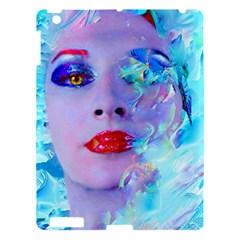 Swimming Into The Blue Apple Ipad 3/4 Hardshell Case