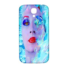 Swimming Into The Blue Samsung Galaxy S4 I9500/i9505  Hardshell Back Case by icarusismartdesigns