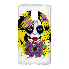 Gothic Sugar Skull Galaxy Note Edge by burpdesignsA