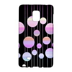 Pink elegance  Galaxy Note Edge by Valentinaart
