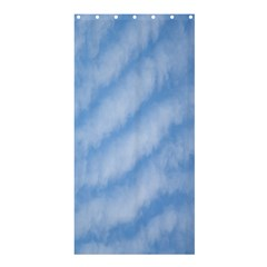 Wavy Clouds Shower Curtain 36  X 72  (stall)  by GiftsbyNature