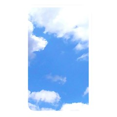 Clouds And Blue Sky Memory Card Reader