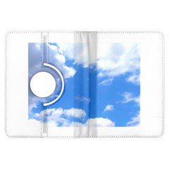 Clouds And Blue Sky Kindle Fire Hdx Flip 360 Case by picsaspassion
