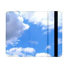 Clouds And Blue Sky Samsung Galaxy Tab Pro 8 4  Flip Case by picsaspassion