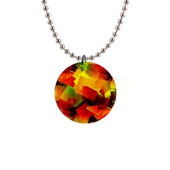 Indian Summer Cubes Button Necklaces by designworld65