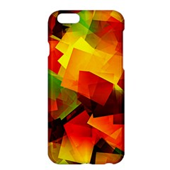 Indian Summer Cubes Apple Iphone 6 Plus/6s Plus Hardshell Case by designworld65