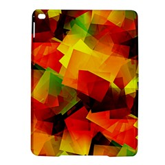 Indian Summer Cubes Ipad Air 2 Hardshell Cases by designworld65