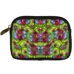 Freedom In Colors And Floral Digital Camera Cases by pepitasart