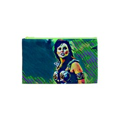 Warrior Princess 1 Cosmetic Bag (small)