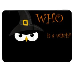 Who Is A Witch? Samsung Galaxy Tab 7  P1000 Flip Case by Valentinaart