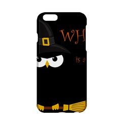 Who Is A Witch? Apple Iphone 6/6s Hardshell Case by Valentinaart