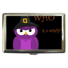 Who Is A Witch?   Purple Cigarette Money Cases by Valentinaart
