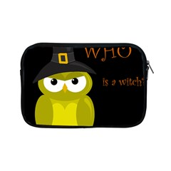 Who Is A Witch?   Yellow Apple Ipad Mini Zipper Cases by Valentinaart