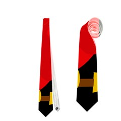 Who Is A Witch?   Red Neckties (two Side)  by Valentinaart