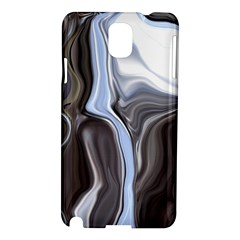 Metallic And Chrome Samsung Galaxy Note 3 N9005 Hardshell Case by theunrulyartist