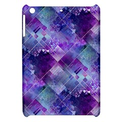 Marbleized Amethyst Apple iPad Mini Hardshell Case by KirstenStar