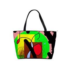 Fantasy  Shoulder Handbags by Valentinaart