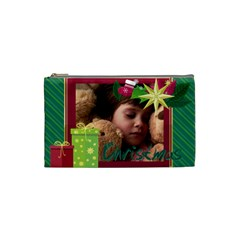 Xmas By 2016   Cosmetic Bag (small)   Kdqdmwt6asah   Www Artscow Com Front