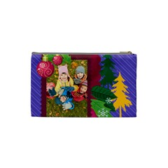 Xmas By 2016   Cosmetic Bag (small)   Kdqdmwt6asah   Www Artscow Com Back