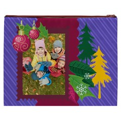 Xmas By 2016   Cosmetic Bag (xxxl)   Acndofc1cnba   Www Artscow Com Back