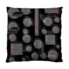 Come down - magenta Standard Cushion Case (Two Sides)