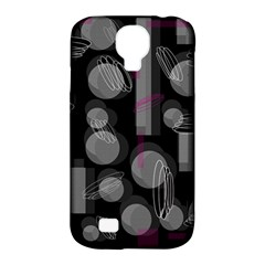 Come Down   Magenta Samsung Galaxy S4 Classic Hardshell Case (pc+silicone) by Valentinaart