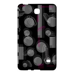 Come Down   Magenta Samsung Galaxy Tab 4 (7 ) Hardshell Case  by Valentinaart