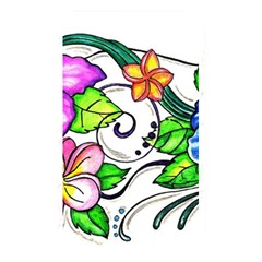 Tropical Hibiscus Flowers Memory Card Reader by EverIris