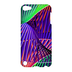 Colorful Rainbow Helix Apple Ipod Touch 5 Hardshell Case