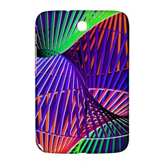 Colorful Rainbow Helix Samsung Galaxy Note 8 0 N5100 Hardshell Case  by designworld65