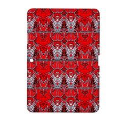Cowcow Dress Samsung Galaxy Tab 2 (10 1 ) P5100 Hardshell Case  by MRTACPANS