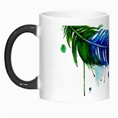 Watery Feather Morph Mugs by EverIris