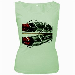 Order Of The Arrow Women s Green Tank Top by EverIris