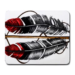 Order Of The Arrow Large Mousepads by EverIris