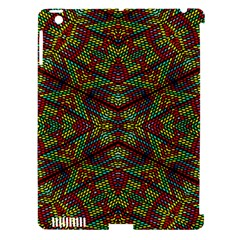 Mandela Check Apple Ipad 3/4 Hardshell Case (compatible With Smart Cover) by MRTACPANS
