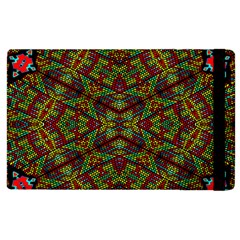 Mandela Check Apple Ipad 2 Flip Case by MRTACPANS