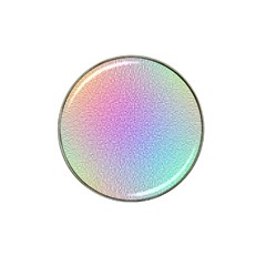 Rainbow Colorful Grid Hat Clip Ball Marker (10 Pack) by designworld65
