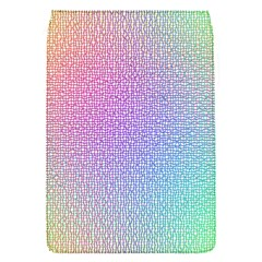 Rainbow Colorful Grid Flap Covers (s)  by designworld65