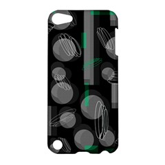 Come Down   Green Apple Ipod Touch 5 Hardshell Case by Valentinaart