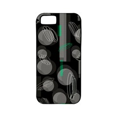 Come Down   Green Apple Iphone 5 Classic Hardshell Case (pc+silicone) by Valentinaart