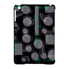 Come Down   Green Apple Ipad Mini Hardshell Case (compatible With Smart Cover) by Valentinaart