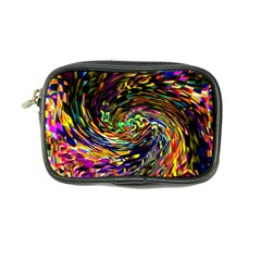 Abstract Art, Colorful, Texture Coin Purse