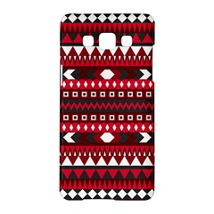 Asterey Red Pattern Samsung Galaxy A5 Hardshell Case