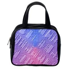 Baby Pattern Classic Handbags (one Side)