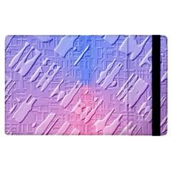 Baby Pattern Apple Ipad 2 Flip Case by AnjaniArt